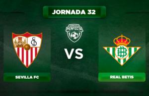 Alineación Sevilla - Betis
