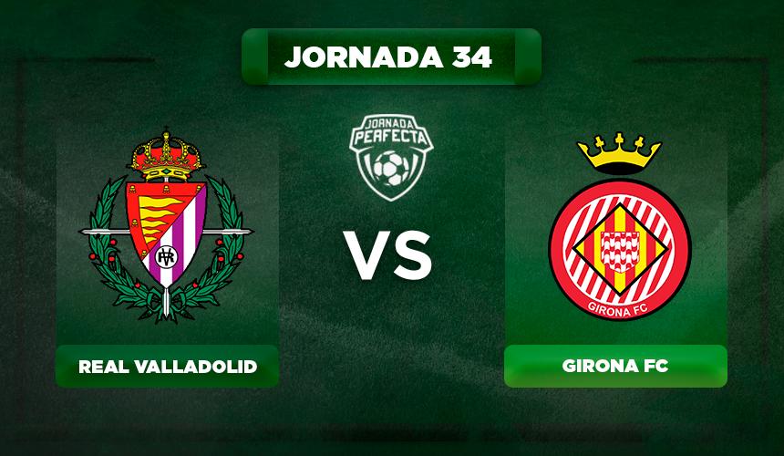 Alineación Valladolid - Girona