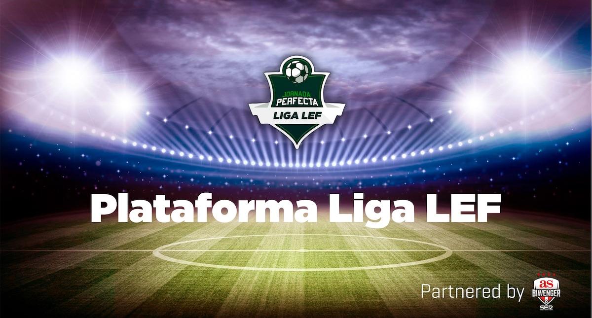 Plataforma Liga LEF