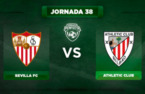 Alineación Sevilla - Athletic