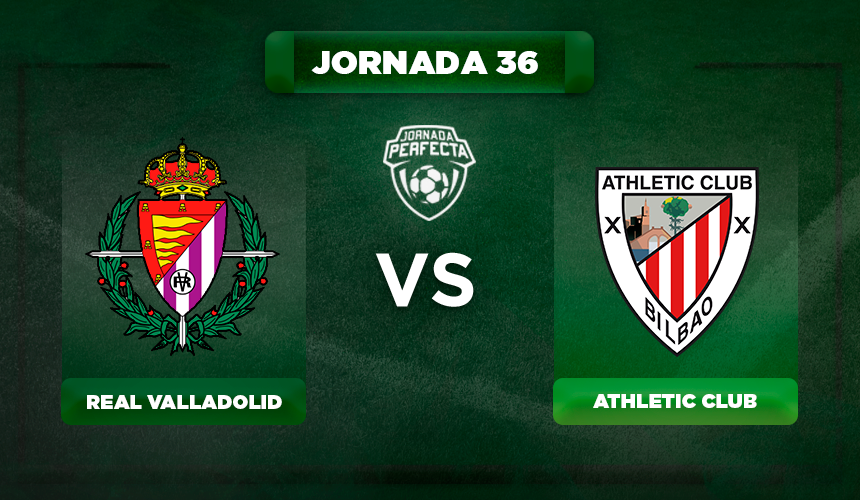 Alineación Valladolid - Athletic