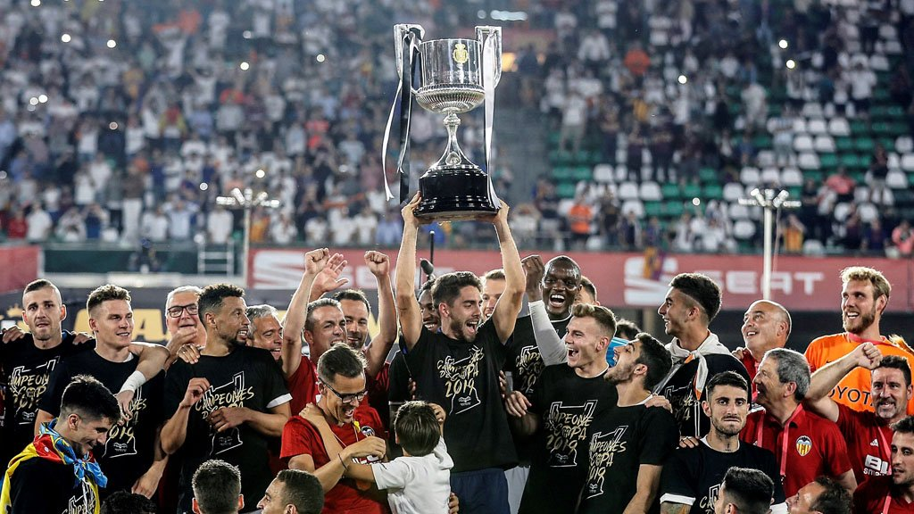 Valencia Copa del Rey