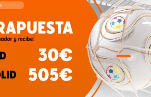 Superapuesta Real Madrid - Valladolid
