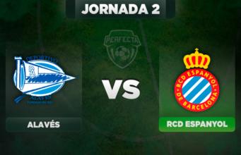Alavés - Espanyol