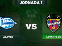 Alavés - Levante