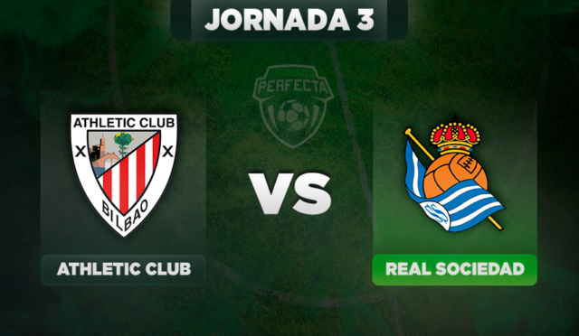 Athletic - Real Sociedad