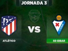 Atlético - Eibar