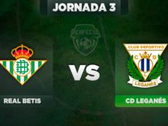 Betis - Leganés