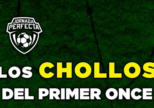 CHOLLOS PRIMER ONCE