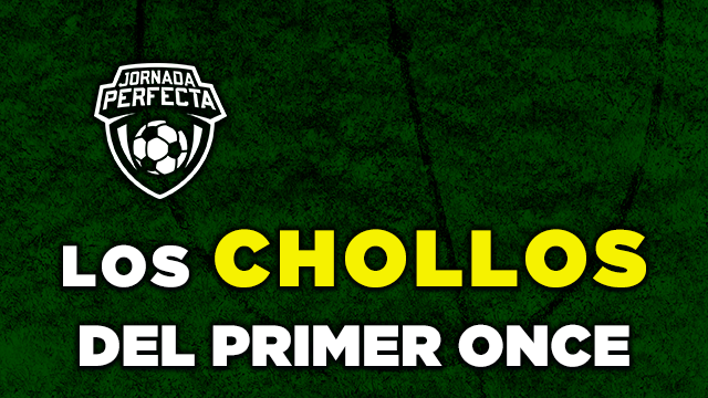 CHOLLOS PRIMER ONCE