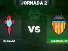 Celta - Valencia