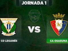 Leganés - Osasuna