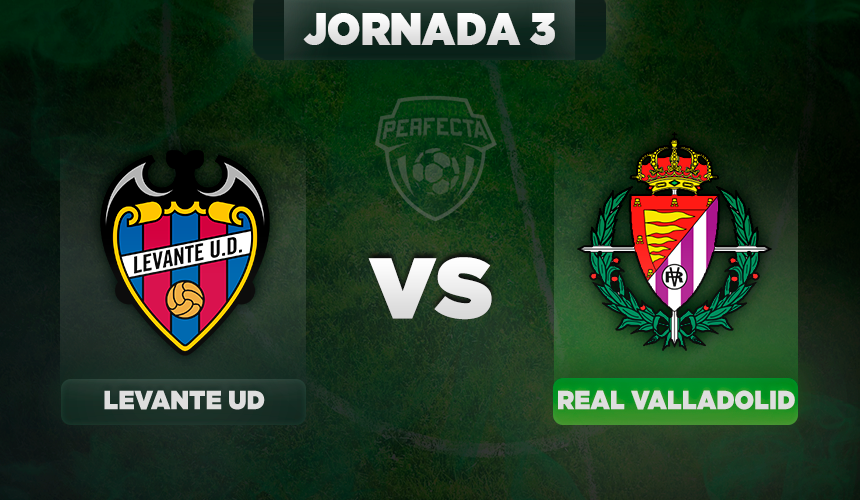 Levante - Valladolid