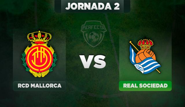 Mallorca - Real Sociedad