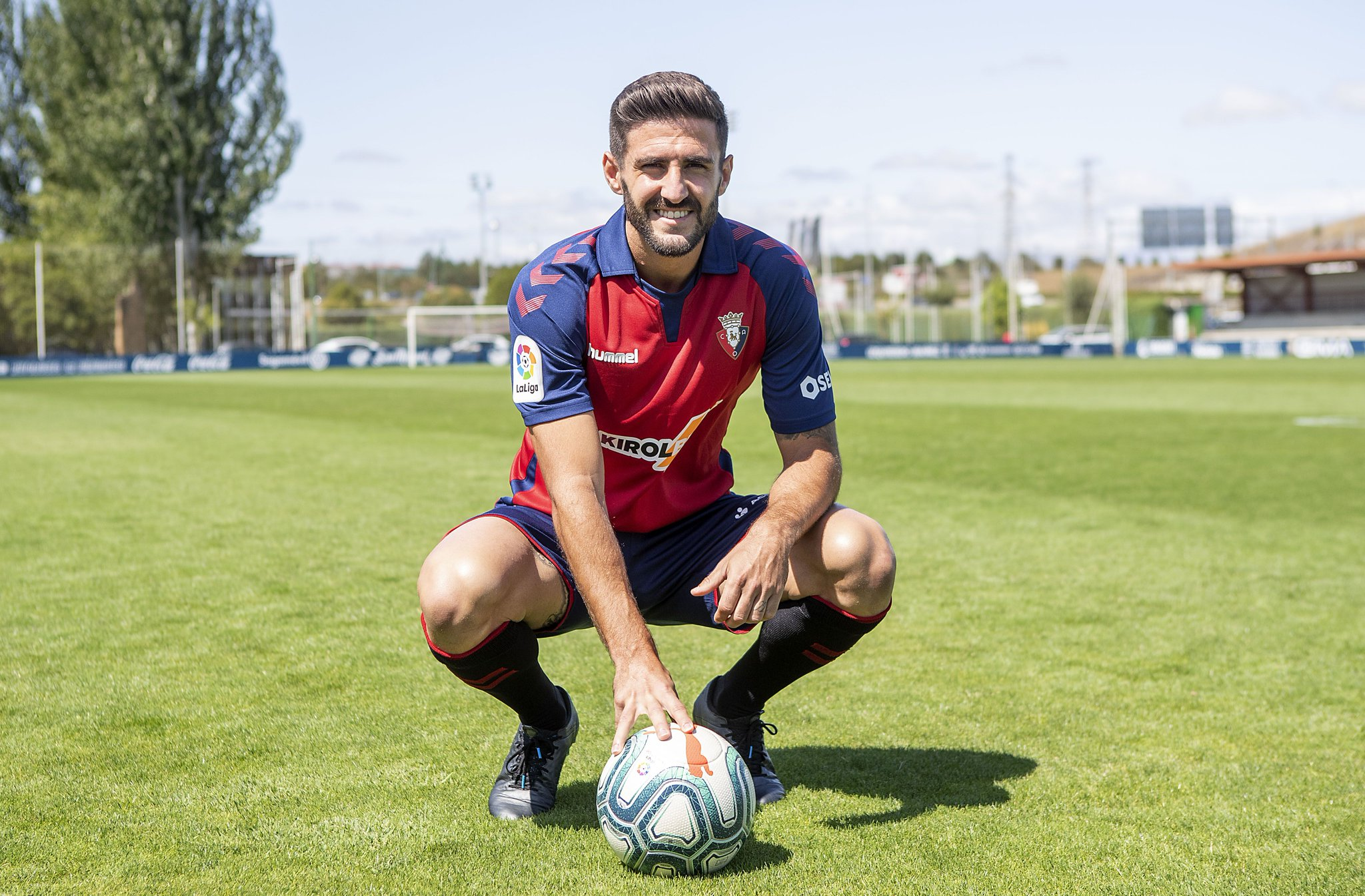 Osasuna Raúl Navas