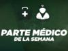 Parte Médico Lesionados