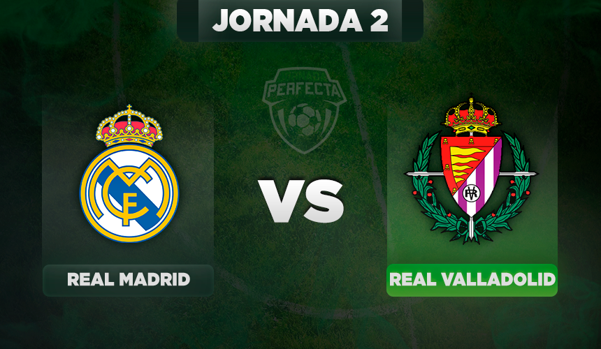 Real Madrid - Valladolid