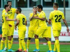 Primer once del Villarreal