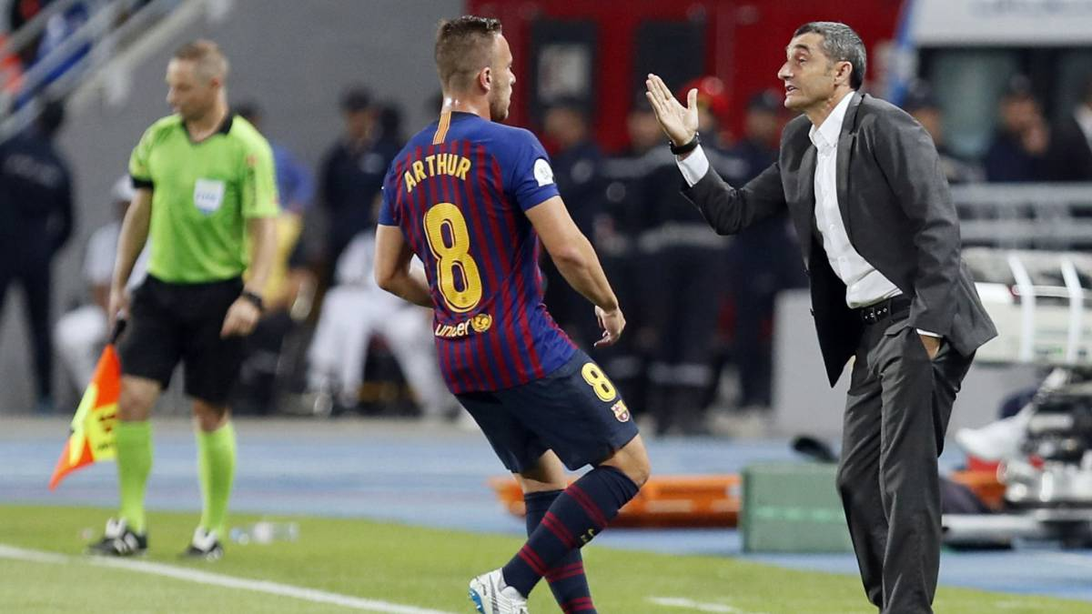Valverde Arthur