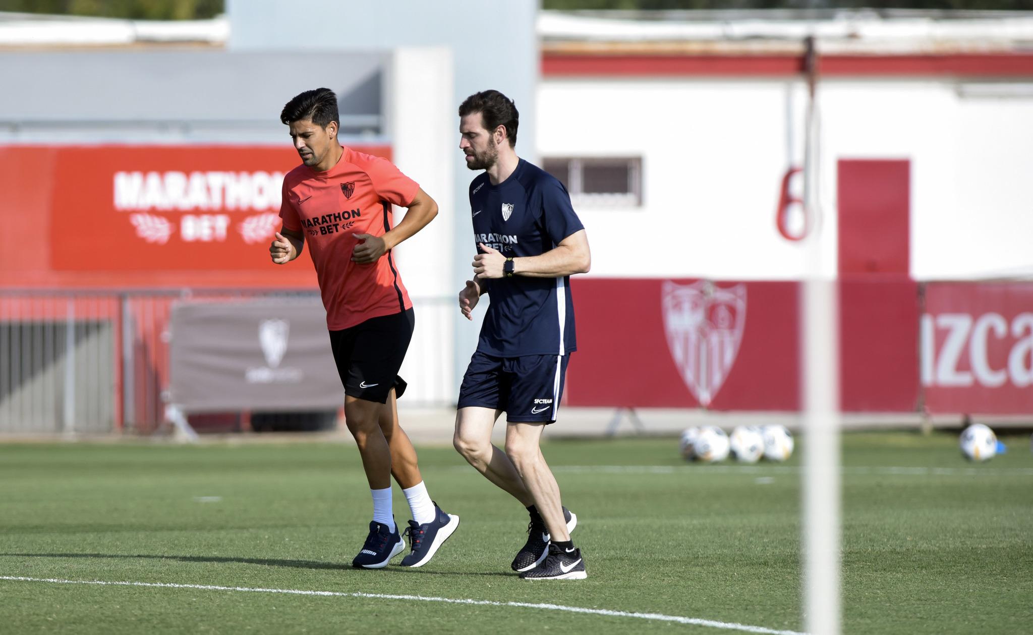 Nolito Sevilla FC