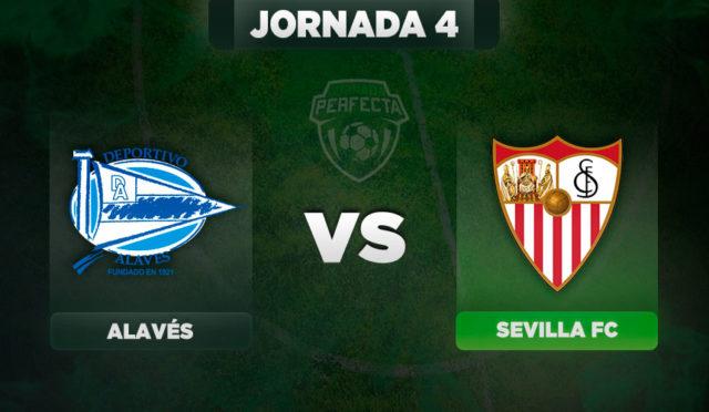Alavés - Sevilla