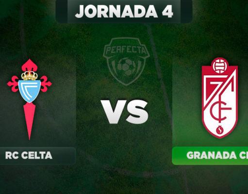 Celta - Granada