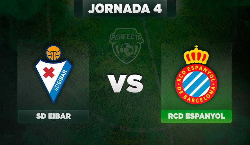 Eibar - Espanyol