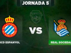 Espanyol - Real Sociedad