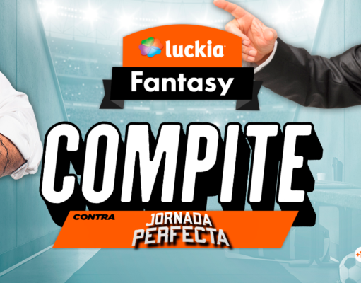 Luckia Fantasy Jornada Perfecta