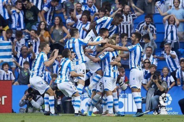 Real Sociedad - Real Madrid