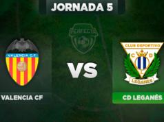 Valencia - Leganés