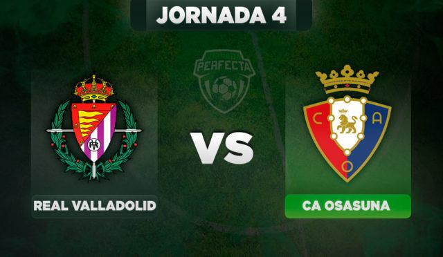 Valladolid - Osasuna