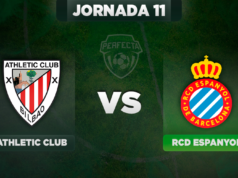 Alineaciones Athletic - Espanyol