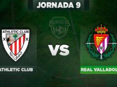 Alineaciones Athletic - Valladolid