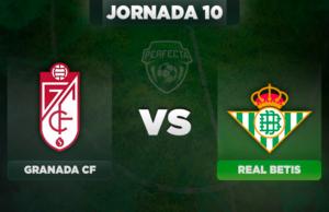 Alineaciones Granada - Betis
