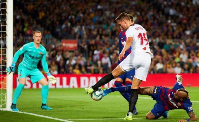 Luuk de Jong Sevilla
