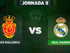 Alineación Mallorca - Real Madrid