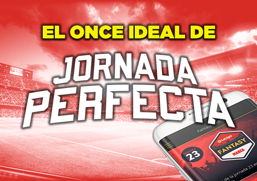 LaLiga Fantasy Marca Once Ideal