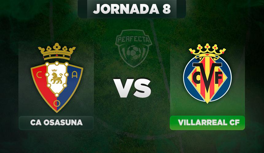 Osasuna - Villarreal