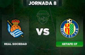 Real Sociedad - Getafe