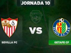 Alineaciones Sevilla - Getafe