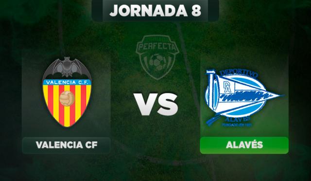 Valencia - Alavés