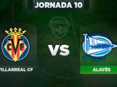 Alineaciones Villarreal - Alavés