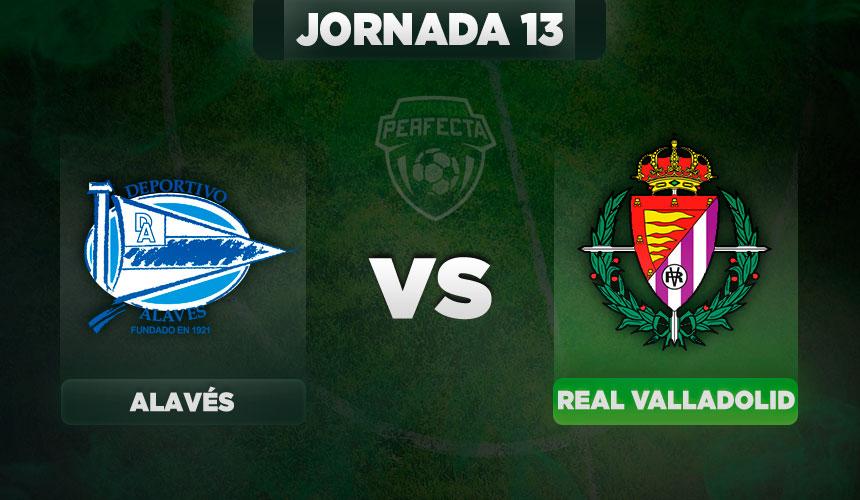 Alavés - Valladolid