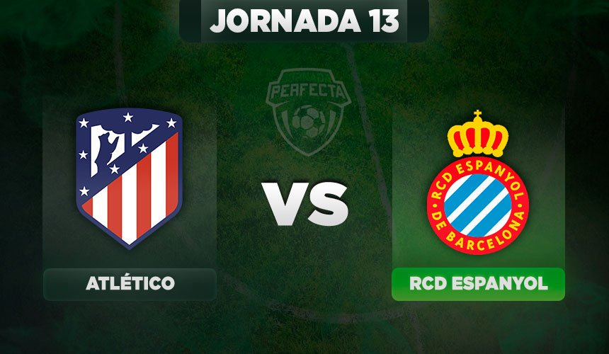 Atlético - Espanyol