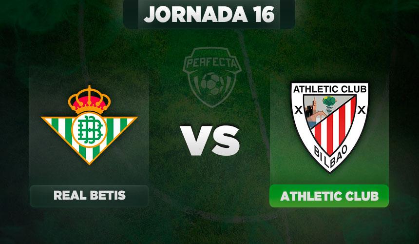 Alineaciones Betis - Athletic