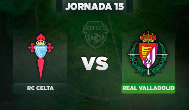 Alineaciones Celta-Valladolid
