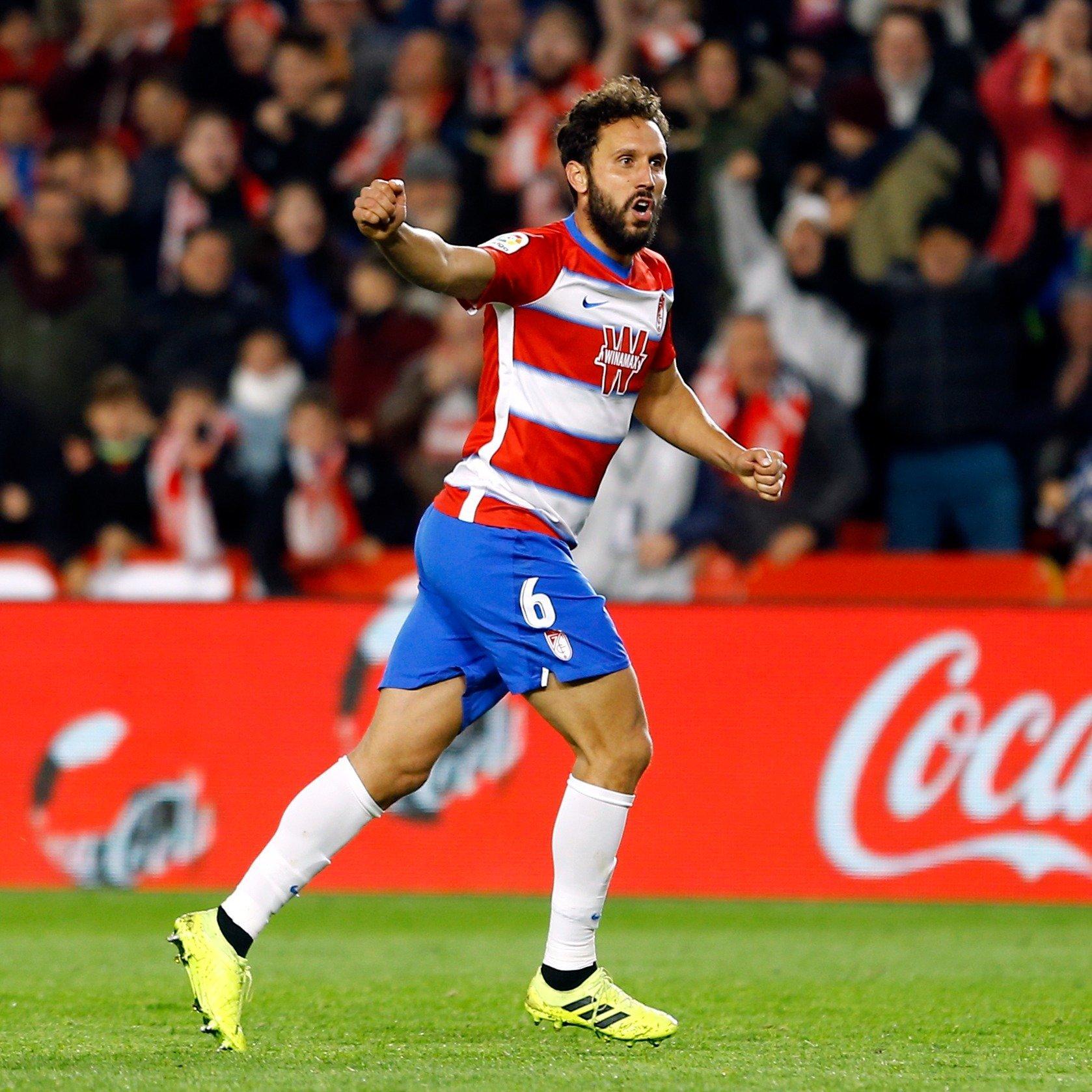 Germán Sánchez Gol Granada - Atlético