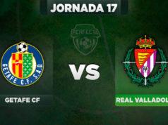 Getafe - Valladolid