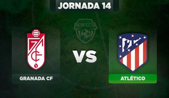 Granada - Atlético